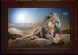 """""""Праведник смел, как лев"""""""