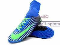 Сороконожки (многошиповки) найк Nike Mercurial с носком