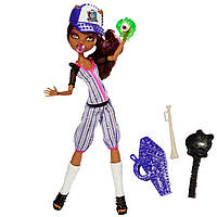 Кукла Монстер Хай Клодин Вульф из серии Монстры Спорта, Monster High Ghoul Sports Clawdeen Wolf