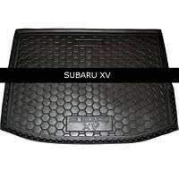 Коврик в багажник Avto Gumm для Subaru XV