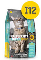 I12 Nutram Ideal Solution Support Weight Control Natural Cat 1,8кг-корм для кошек (контроль веса)