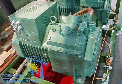 Холодильный компрессор б/у Bitzer 4NCS-12.2Y (Битцер бу 4NES-14Y 56.25 m3/h)