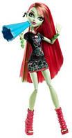 Кукла Монстер Хай Венера Макфлайтрап из серии Командный дух.