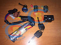 1800405180 Комплект ключей и личинок(Набор замков с ключями) CK Geely Джили СК (Лицензия), фото 1
