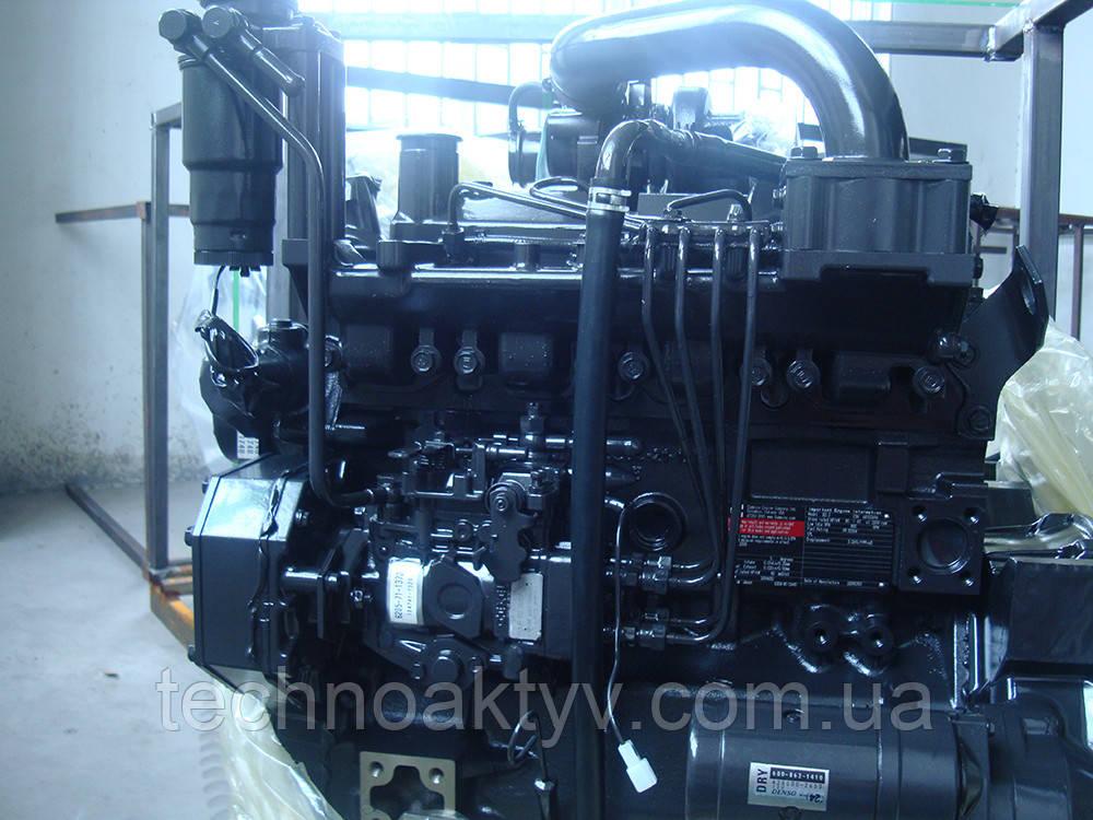 Двигатель     Cummins B3.3, В3.3ТААЕ(QSB3.3), TAA, B3.3TAA, B3.3 NA