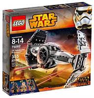 Конструктор Lego Star Wars 75082 Улучшенный Прототип Истребителя TIE