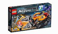Набор Лего LEGO Ultra Agents 70168 Кража алмаза