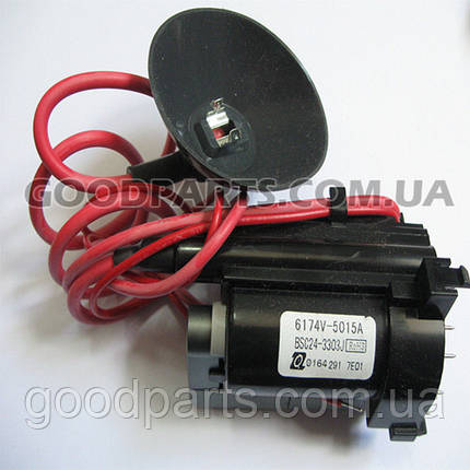 Трансформатор строчный для телевизора LG FBT BSC24-3303J 6174V-5015A, фото 2