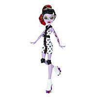Кукла Монстер Хай Monster High Roller Maze Operetta, Оперетта из серии Роллеры.