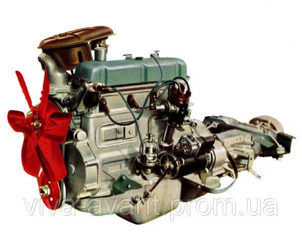 Серийные двигатели на УАЗ