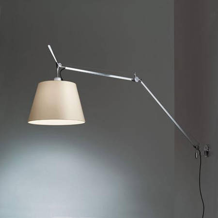 Artemide Tolomeo Mega parete LED, Dimmable - Aluminium 0762010A / Black 0762030A