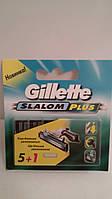 Сменные кассеты к Gillette Slalom+ (6шт)
