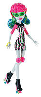 Кукла Монстер Хай Гулия Йелпс Роллеры, Monster High Roller Maze Ghoulia Yelps Doll
