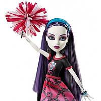 Кукла Монстер Хай Monster High Ghoul Spirit Spectra Vondergeist, Спектра Черлидеры
