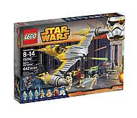 Конструктор LEGO Star Wars 75092 Звёздный истребитель Набу.