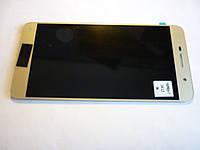 Дисплей для Huawei Y6 Pro/Enjoy 5/Honor Play 5X + touchscreen, золотистый