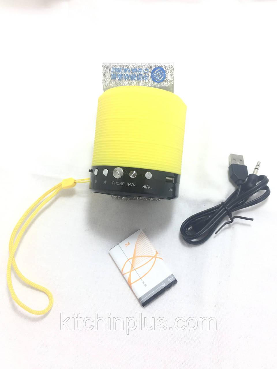Портативная колонка Wster WS-631 Bluetooth