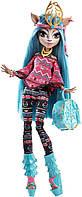 Кукла Монстер Хай Monster High Brand-Boo Students Isi Dawndancer Doll, Изи Доундэнсер Студенты по обмену