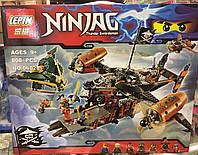 Конструктор ninjago 808 деталей