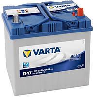 Атомобильный аккумулятор Varta Blue Dynamic