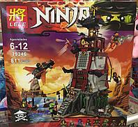 Конструктор ninja 811 деталей