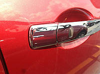 Nissan Rogue 2010-13 хромовая накладка на переднюю правую ручку Новая Оригинал