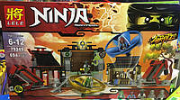 Конструктор ninja 694 детали