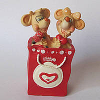 Сувениры LOVE - МЫШАТА подарок с любовью