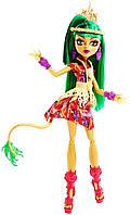 Кукла Monster High Джинафаер Лонг из серии Монстрические каникулы.
