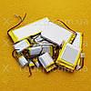 Аккумулятор, батарея для планшета 3,7 V, 38x13х30 мм