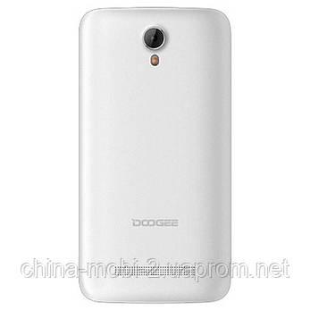 Смартфон Doogee Valencia 2 Y100 Plus 16Gb White, фото 2