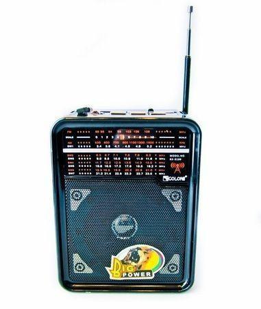 Радио с аккумулятором  GOLON RX 9100 c USB - Территория низких цен в Запорожье