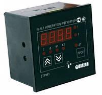 Багатофункціональний двоканальний вимірювач-регулятор ваги теператури тиску вологості ОВЕН 2ТРМ1-Щ1.У.ІІ