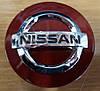 Nissan Juke 2015 красные колпачки в диски Новые Оригинал , фото 2