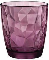 Стакан 305мл Bormioli Rocco Diamond Rock Purple 350230M02321990