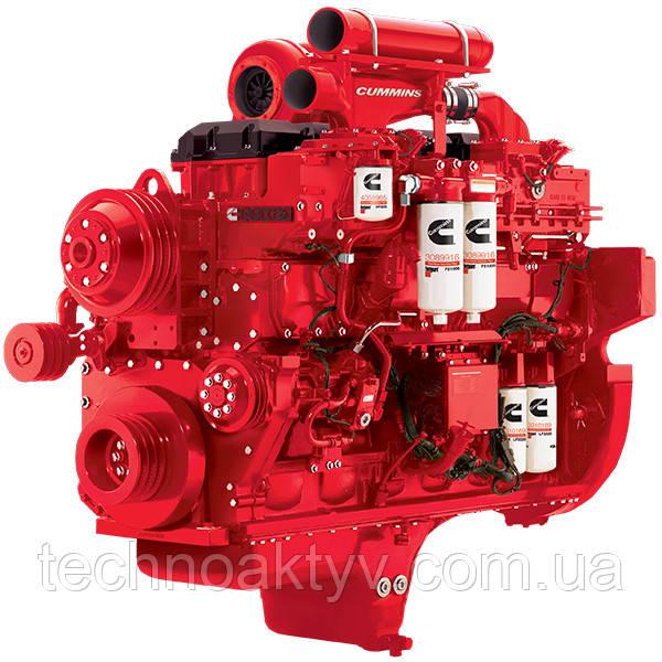 Двигатель     Cummins QSK23 (QSK23-C760, QSK23-C800, QSK23-C860, QSK23-C900, QSK23-C950)
