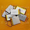 Аккумулятор, батарея для планшета 1200 mAh, 3,7 V, 40x40x60 мм