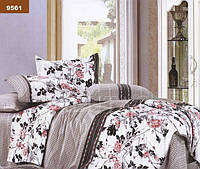 Двухспальный набор постельный (рисунок Розочка V)