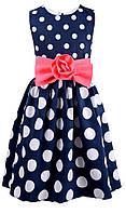 Платье для девочки №1555