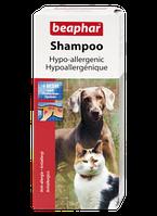 Beaphar Shampoo Hypo-allergenic гипоаллергенный шампунь для кошек и собак 200мл (15290)