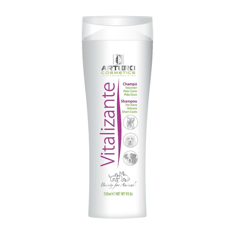 Artero Vitalizante 250мл-витаминизированный шампунь для  собак и кошек (H622)