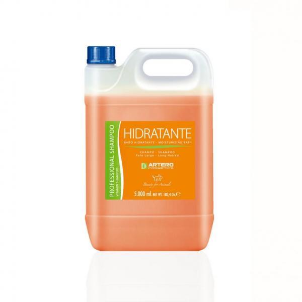 Artero Hidratante 5л-увлажняющий шампунь для собак и кошек (H625)