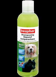 Beaphar Шампунь Біо від паразитів для кішок і собак 250мл (13737)