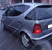 Ветровики окон Мерседес А-класс W168 (дефлекторы боковых окон Mercedes A-Klasse W168)