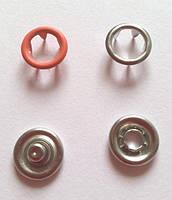 Кнопка 9,5 мм матовая № 384