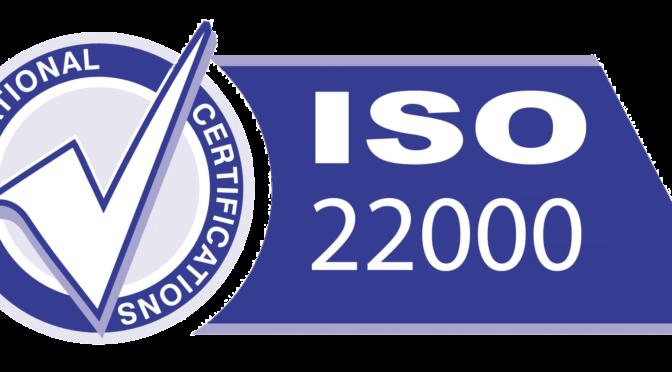 ДСТУ ISO 22000 - ХАССП (HACCP) Разработка, внедрение и сертификация