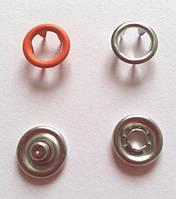 Кнопка 9,5 мм матовая № 387