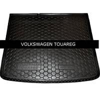 Коврик в багажник Avto Gumm для Volkswagen Touareg 2002-10