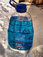 Омыватель стекла зимний Winter Glass Cleaner -20 (Океан) кан. 4л,