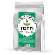 Чай зеленый листовой Exclusive Gunpowder «Эксклюзив Ганпаудер»